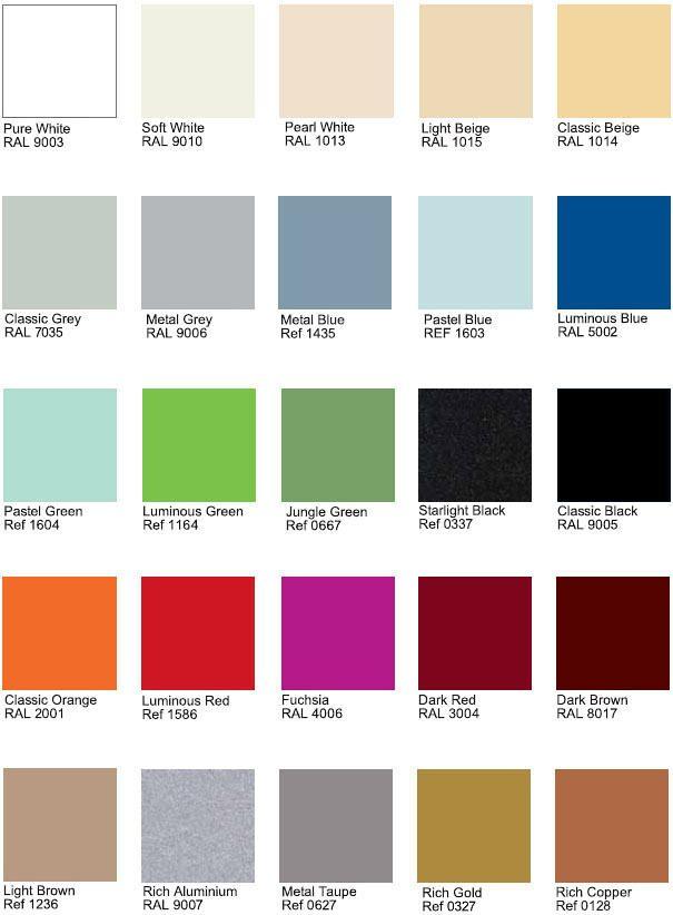 Образцы цветного стекла лакобель в